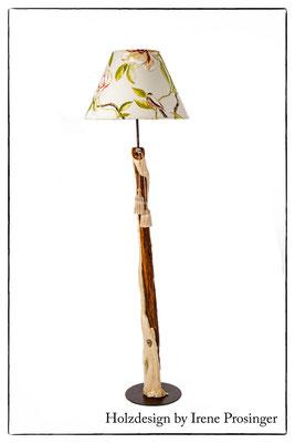 Stehlampe Magnolia Holzdesign Irene Prosinger