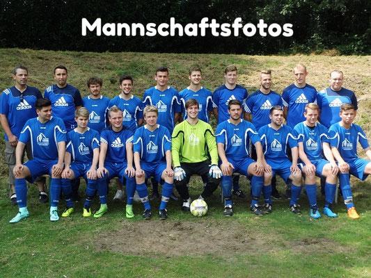 Mannschaftsfotos