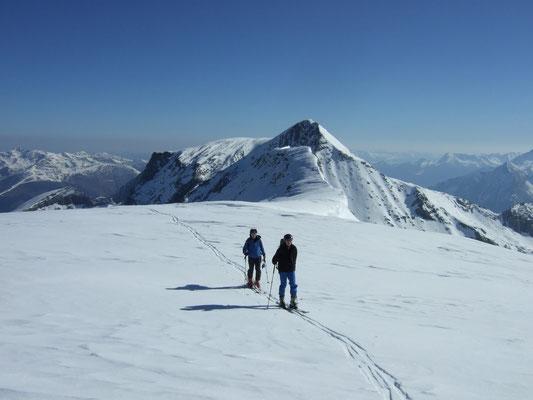 Skitourentage Hintertux: Friesenberghaus - Riffler - kleegrube