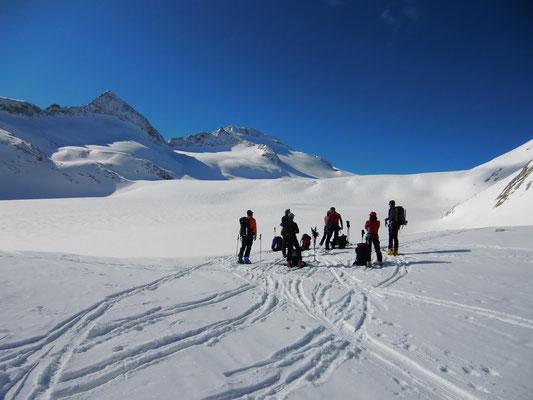 Skitourenwoche Adamello