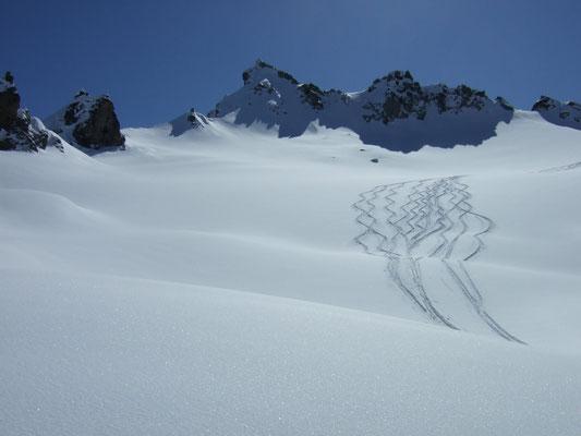 Berg- und Skiführer Ausbildung Bielerhöhe März 2011
