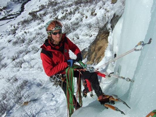 Bergrettungskurs Eis - Jamtal