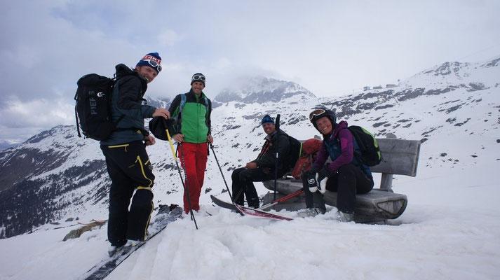 Bergführer Weltmeisterschaft Pontresina 3.5. - 5.5.2013