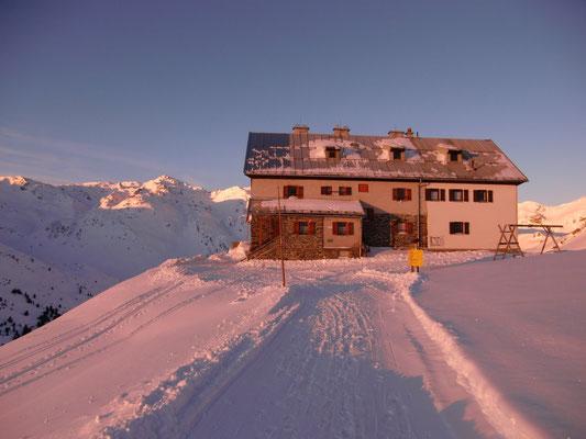 Skitourentage Rastkogelhütte