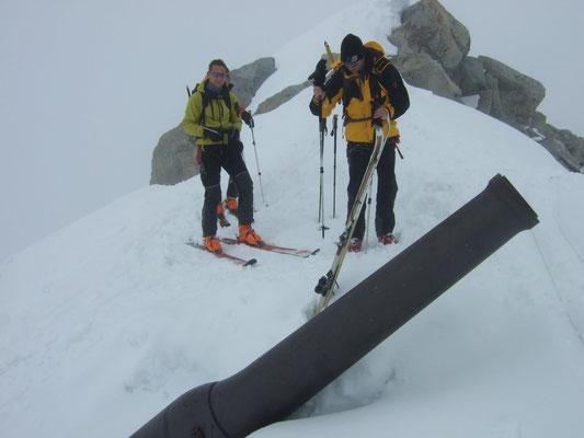Skitourentage Adamello - ab Mandronehütte