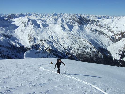 Skitour Schmittenberg