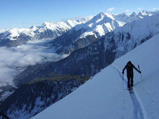 Skitour Grinberg 30.12.