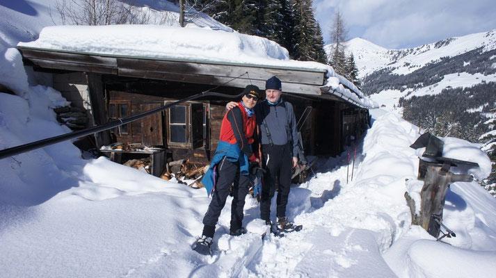 Schneeschuhwandern Finkenberg
