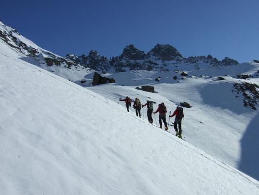 Skitour Schnapfenspitze