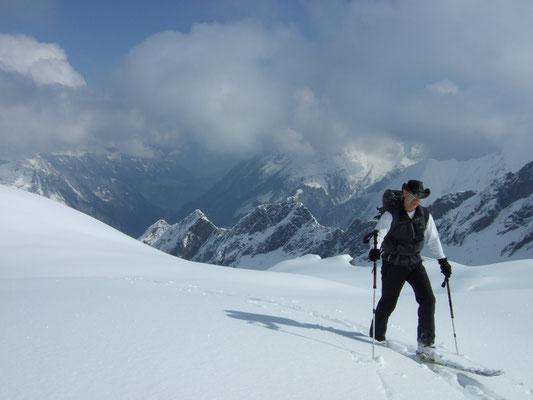 Skitour Igent