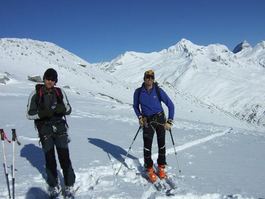 Skitour Breitlahner - Östl. Möselescharte - Weißenbach