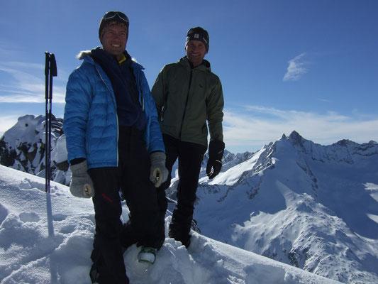Skitour Wildkarspitze