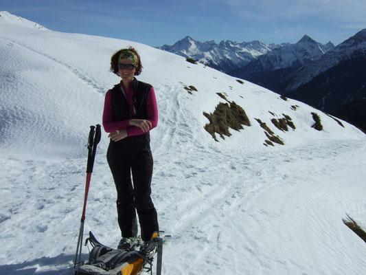 Ski- und Snowboardtour Nederjoch