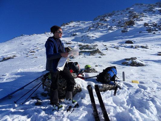 Skitourentage Tuxer Voralpen - Lizumer Hütte - Weidener Hütte - Geiselhöfe