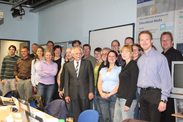 Workshop mit Rolf Schulmeister