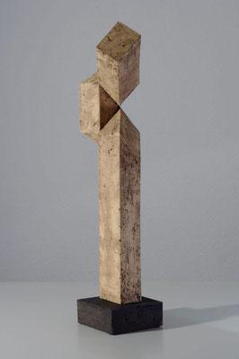 Quaderkonstruktion Höhe 77 cm