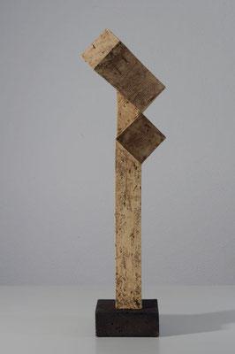 Quaderkonstruktion Höhe 76 cm