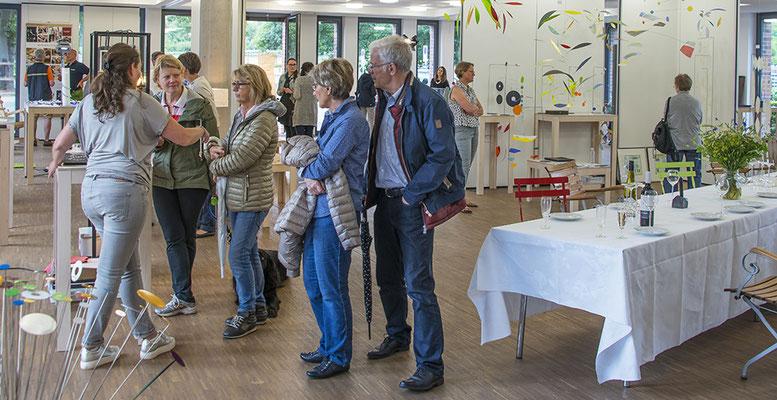 Ausstellung Sommergäste Haus Kump 2017