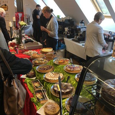Bewirtung - Konditorei Café Insel