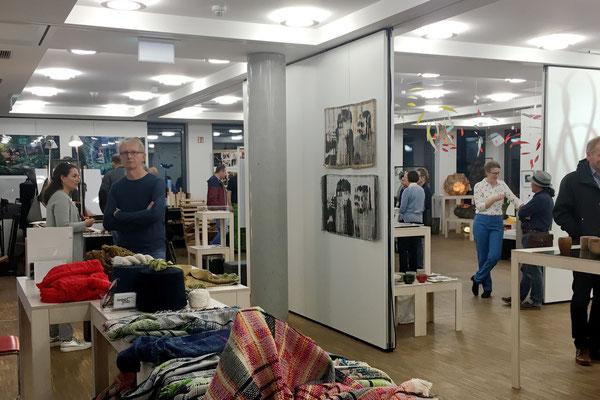 Textil - Monika Auch (Gastaussteller)