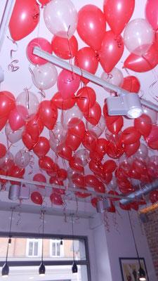 balony z helem śląsk