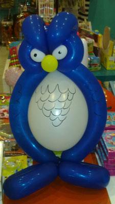 Sowa z balonów - 19 zł