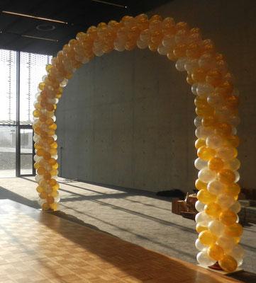 brama balonowa Katowice
