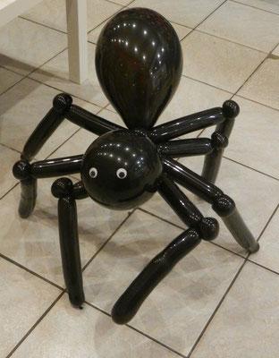 pająk z balonów - 19 zł