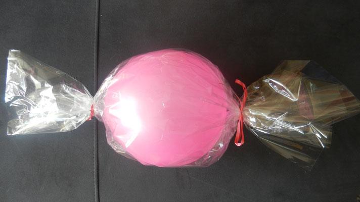 Cukierki z balonów - 5 zł /szt