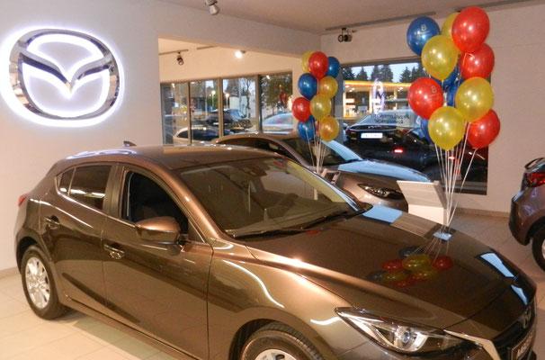 balony dekoracja firm