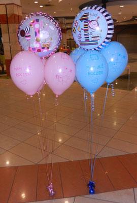 bukiety balonowe roczek