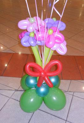 balonowe kwiatki