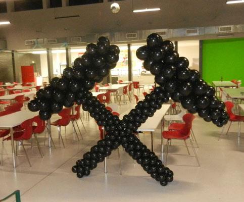dekoracja z balonów śląsk