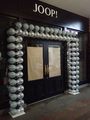 brama prmium z balonów dla fim