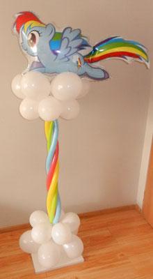 kolumna balonowa