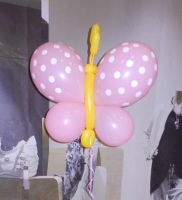 Motyl z balonów - 19 zł