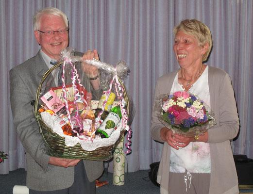 Anne Schwontek und Dr. Ulrich Kleine: Ab dem 09.07.2019 Pensionäre