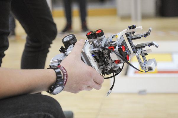 ZdI Roboter der RSH