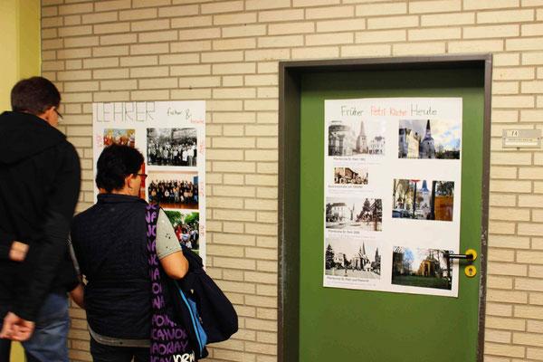 Ausstellung: RSH früher und heute