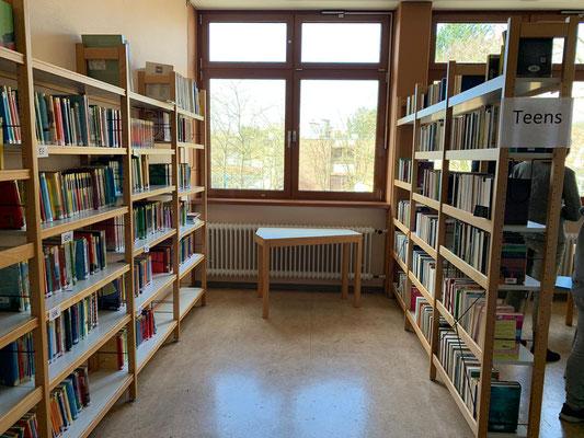 alte Bücherei