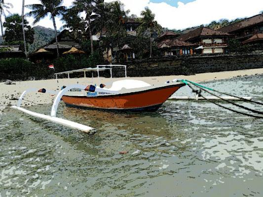 7名乗りボート
