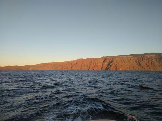 El Hierro in der Morgensonne