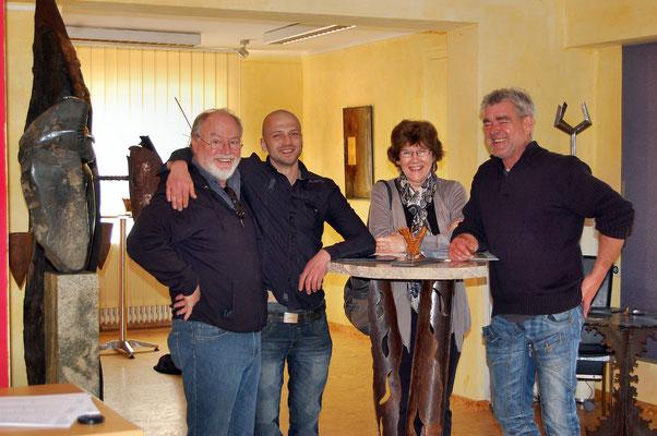 Ausstellung in der Kultur-Stellmacherei - Schneverdingen 2013