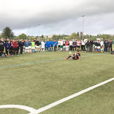 Fußball Freestyle Show für Turniere und Vereine