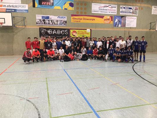 Fussball Freestyler Jugendförderung mit Babenhausen