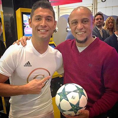 Golden Race - Saki & Roberto Carlos
