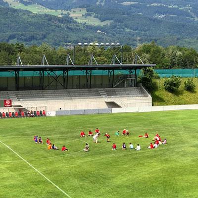 FC Vaduz - Fussballschule