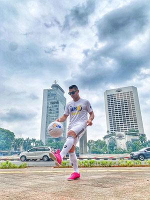 BK8 Malaysia Fussball Filmproduktion