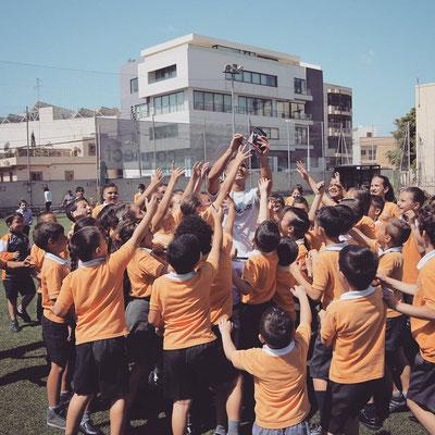 Fußball Freestyler für Workshops