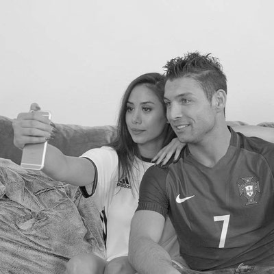 Football Shoot - Selfie
